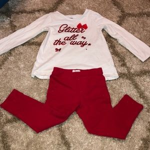 Children's Palace 2 piece outfit